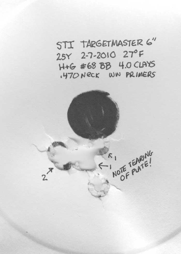 STI TARGETMASTER  45 ACP 6