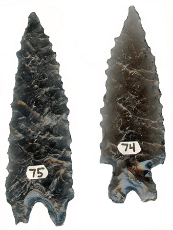 Picture of Pinto Basin Points - 64mm - 75-46-H & 59mm 74-46-H
